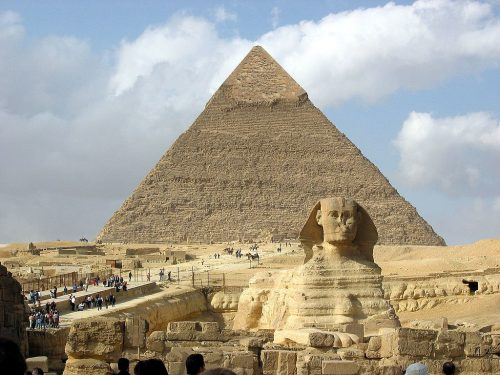 Ancient Egypt is a good example of an early civilization.