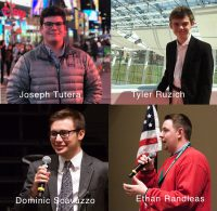 Four of the teens running for governor in Kansas this year.
