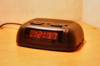 Some clocks use the changes in AC power to keep time.