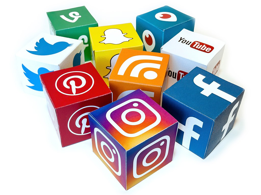FaceBook, Instagram, Twitter, SnapChat, and Pinterest are examples of social media.