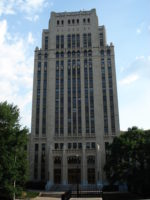 Atlanta City Hall - Atlanta's computers have been taken over by hackers.