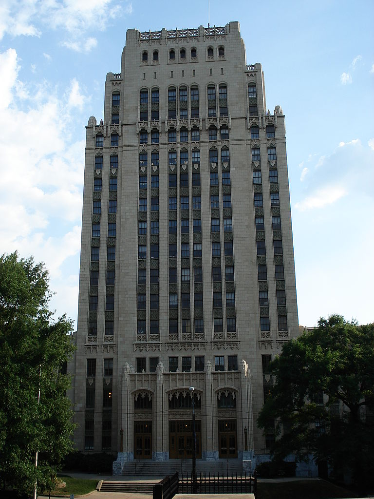 Atlanta City Hall - Atlanta's computers have been taken over by hackers.