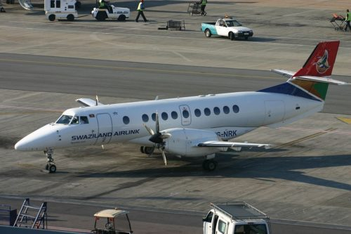 eSwatini's airline is still called Swaziland Airlink.