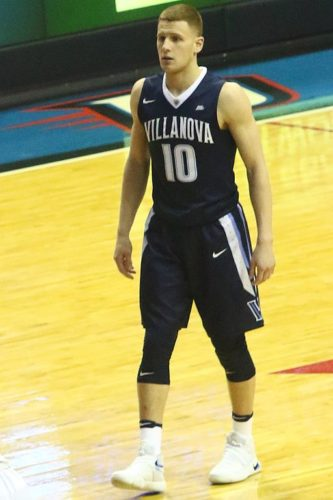 Villanova's Donte DiVincenzo scored 31 points.