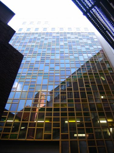 Swanston Library at the Royal Melbourne Institute of Technology
