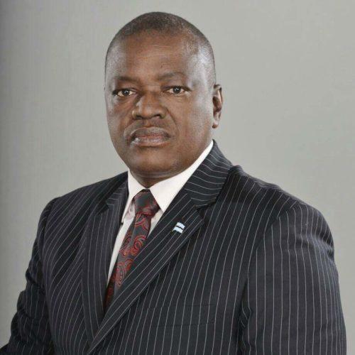 Botswana's new president, Mokgweetsi Masisi