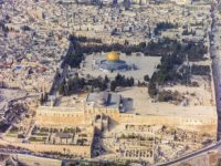 Jerusalem is an old city that is important to three religions.