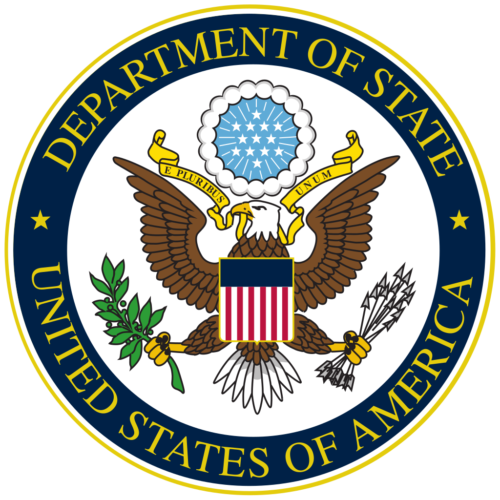 United States Department of State official seal