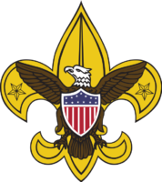 Symbol of the Boy Scouts of America
