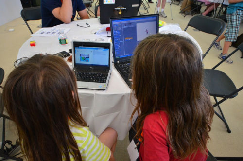 Scratch Day at MIT (2012)