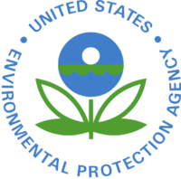 Logo of the US Environmental Protection Agency (EPA)
