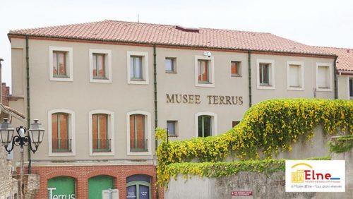 The Terrus Museum in Elne, France