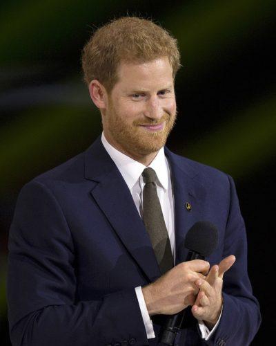 Prince Harry is the grandson of Queen Elizabeth II.