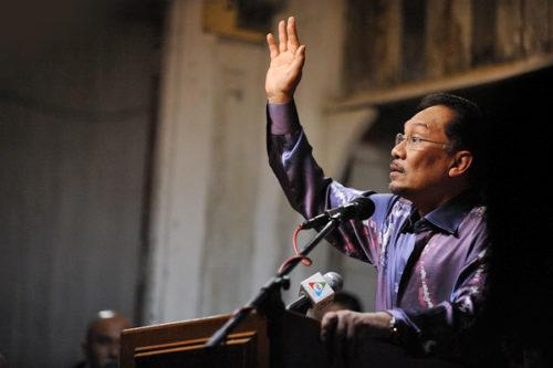 Anwar Ibrahim, 2009