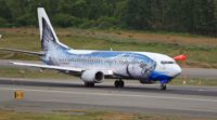 Alaska Air 737