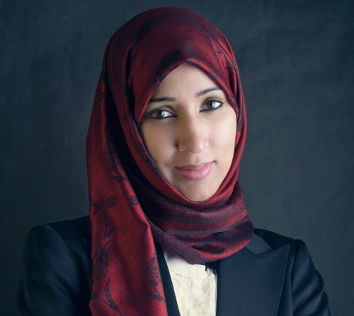 Manal al-Sharif protested so that women could drive.