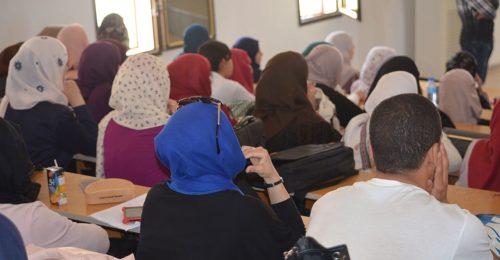 Algerian Classoom