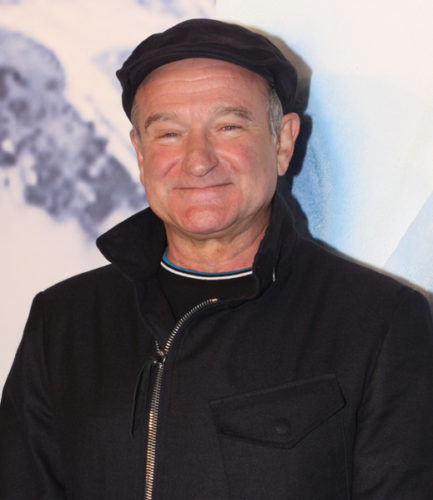 Koko met with many famous people, such as Robin Williams.