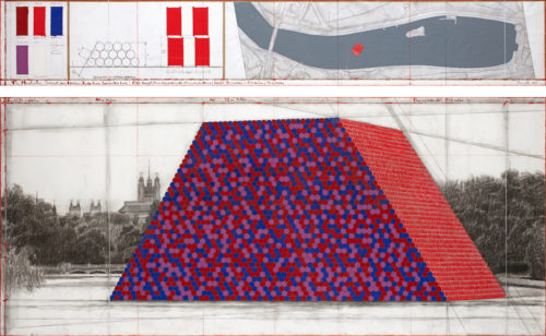 Plans for the London Mastaba