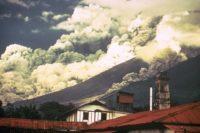 1974 eruption of Volcano Fuego