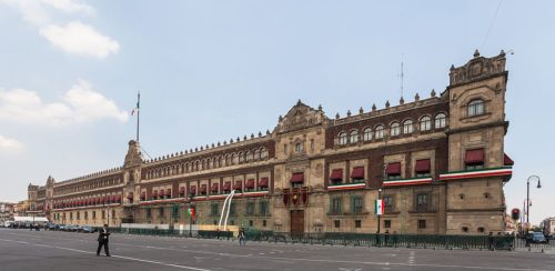 Mr. López Obrador has promised to turn the presidential palace into a public park.