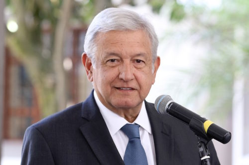 Andrés Manuel López Obrador has been elected president of Mexico.