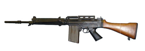 FAL automatic rifle