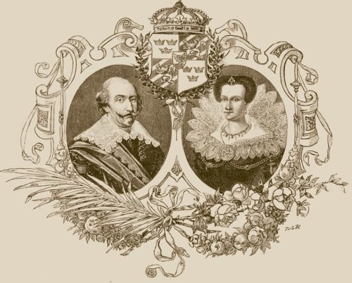 King Karl IX and Queen Kristina