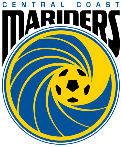 The logo for Central Coast Mariners Football Club.