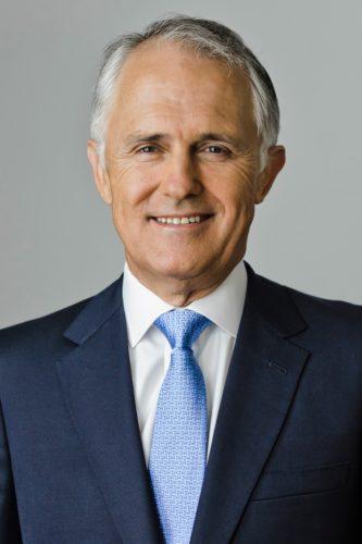 Ex-prime minister of Australia, Malcolm Turnbull