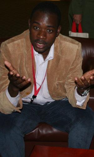 Nelson Chamisa lost the Zimbabwe election.