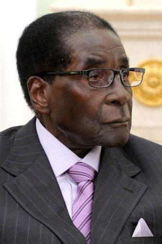 Robert Mugabe - 2015