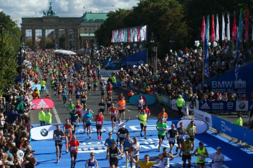 Berlin Marathon, 2015