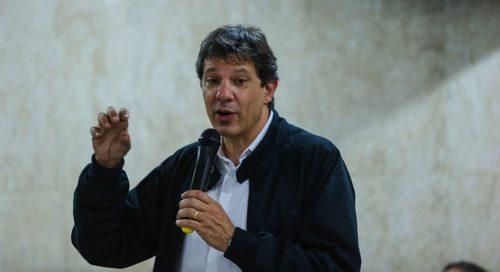 São Paulo 06/09/2016 Prefeito Fernando Haddad fala duarente Ato das Universidades , no auditório da APEOESP. Foto Paulo Pinto/Agencia PT