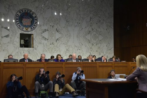 Senate Judiciary Committee Hearing, January 2018