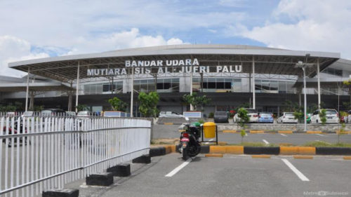 Palu's Mutiara SIS Al-Jufrie Airport