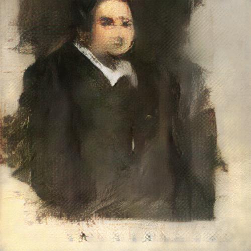 Obvious's picture, Edmond de Belamy