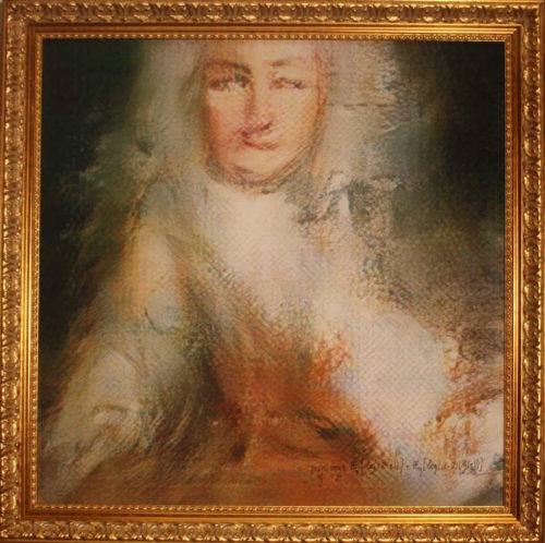 Obvious's Le Comte de Belamy, which sold for over $11,000 in February.