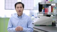 Chinese biomedical researcher Dr. He Jiankui