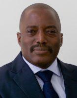 President of the Democratic Republic of the Congo Joseph Kabila, April 22, 2016