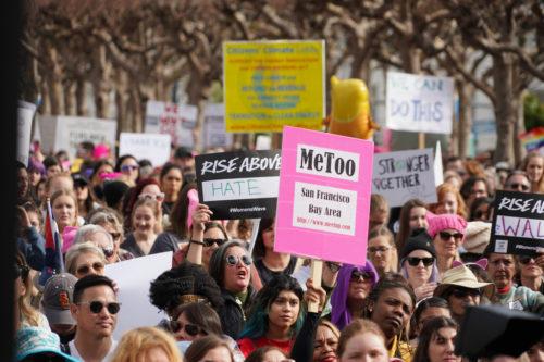 Woman's March 2019, San Francisco