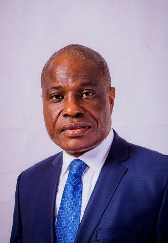 Portrait officiel de Martin Fayulu Madidi - 17 August 2018