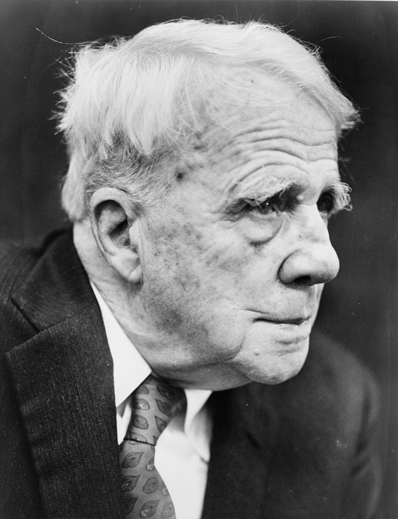 Robert Frost 1959