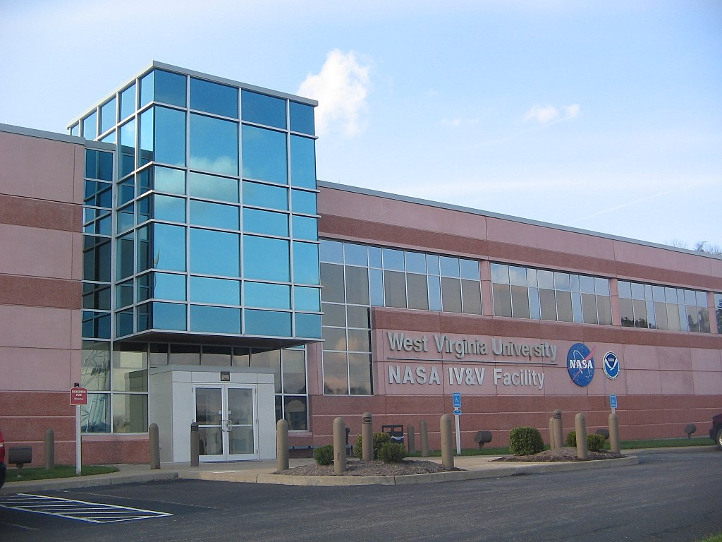 NASA Independent Verification and Validation Facility in Fairmont, West Virginia, USA