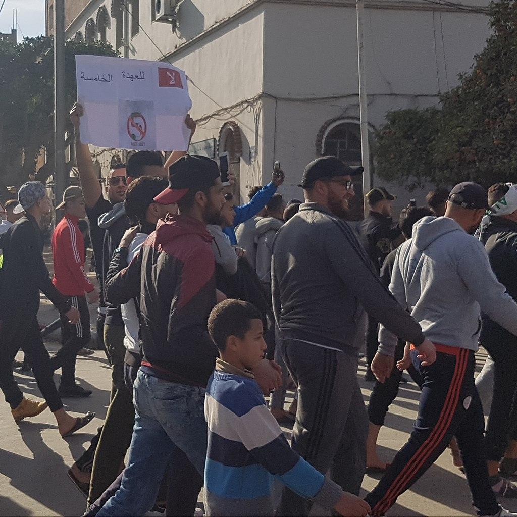 Algeria Protests 2019 2nd week