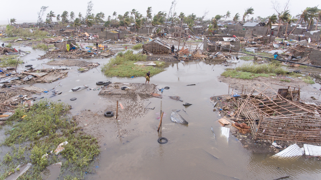 Over 10 days ago, Mozambique, Zimbabwe, and Malawi were hit by Cyclone Idai. An area inside of Mozambique as large as the country of Luxembourg remains flooded.