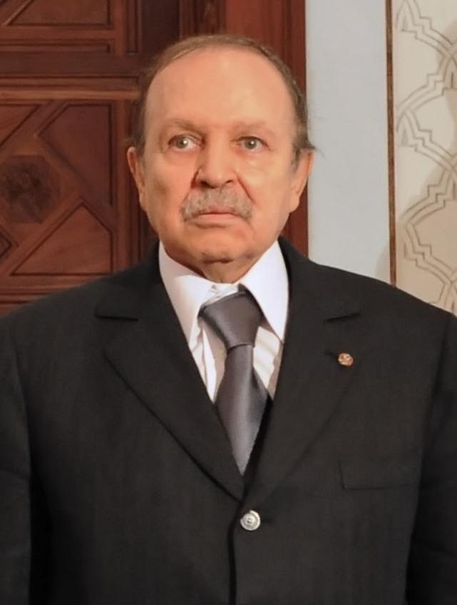 Abdelaziz Bouteflika, 2008