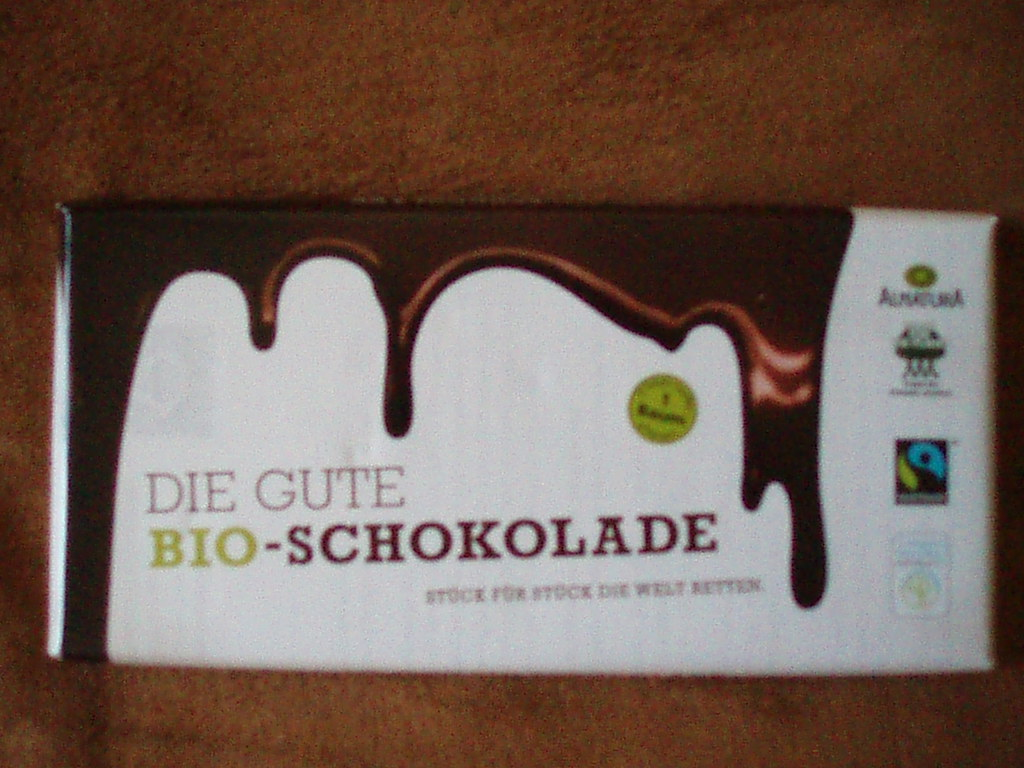Change Chocolate is now the biggest-selling Fairtrade chocolate brand in Germany.