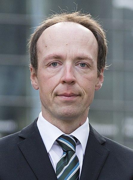 Jussi Halla-aho  20.11.2014.