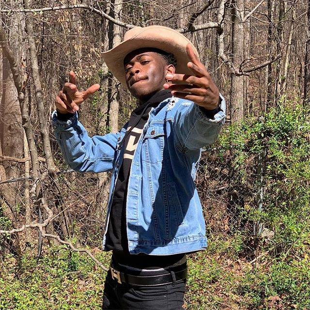 Lil Nas X's profile picture from Facebook